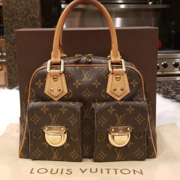 35172970b0be Louis Vuitton Handbags - Louis Vuitton Manhattan PM Handbag
